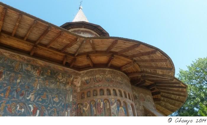 Roumanie Bucovine Fresques 2