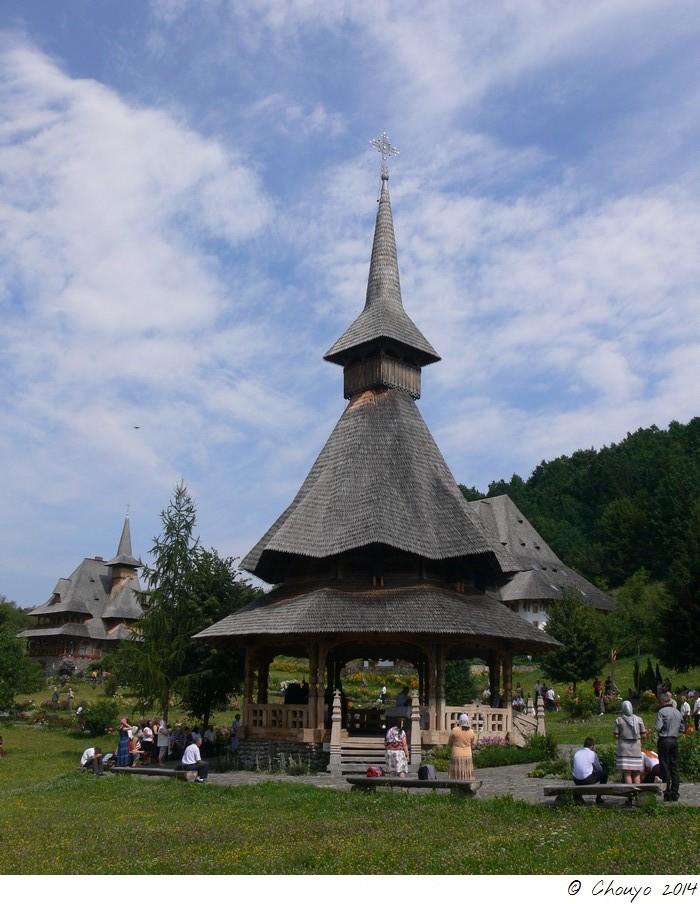 Roumanie Maramures Eglise 3