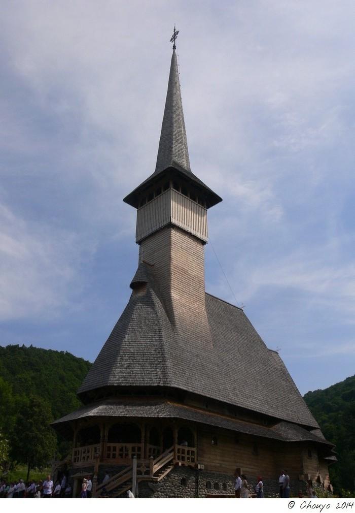 Roumanie Maramures Eglise