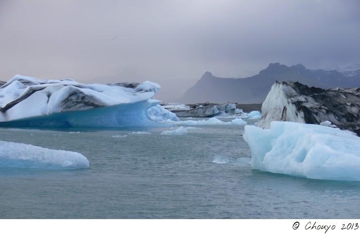Islande Jökulsarlon 12