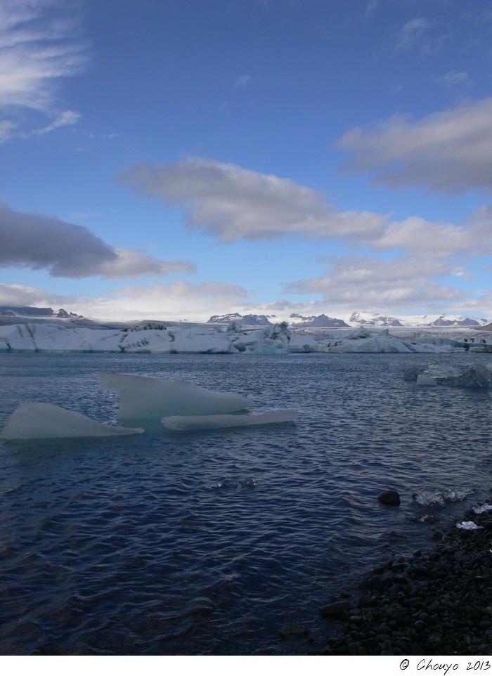 Islande Jökulsarlon