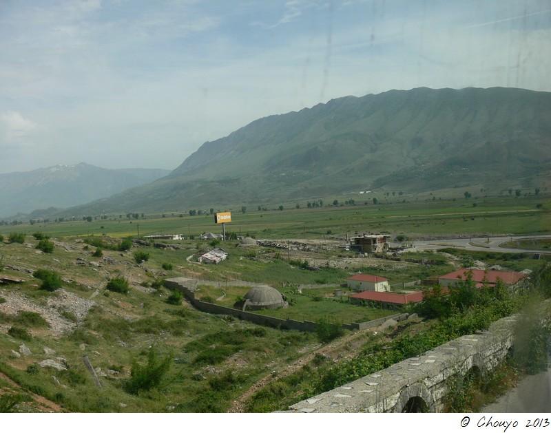 Albanie Bunkers