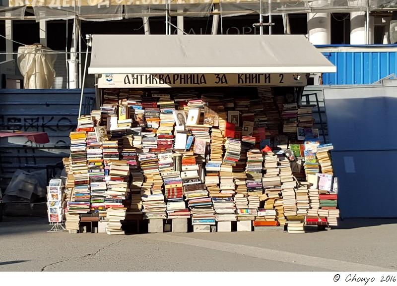 Skopje Livres