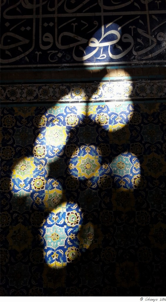 Ispahan Masjid-i Sadr 8